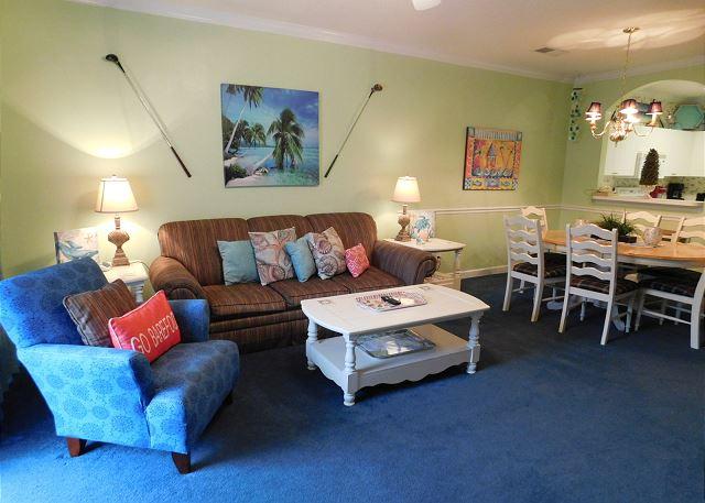 RC #423 Living Room