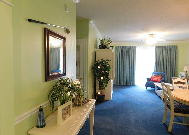 Living Room /Dining Room entrance