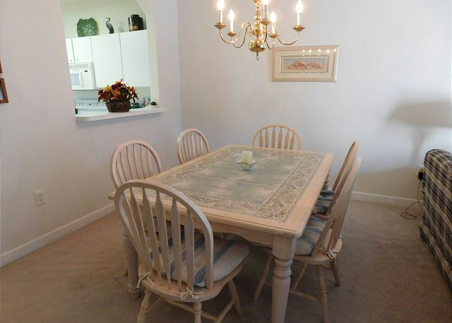 Dining Area in RC 523