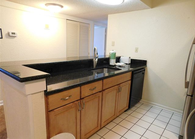 New Kitchen Area