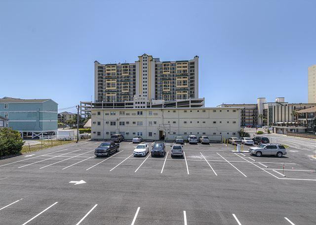 Sea Villas Parking Area