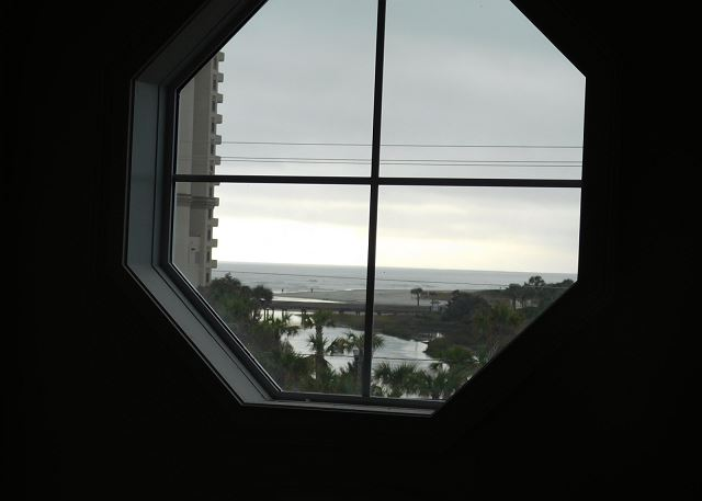 View of Ocean from Home