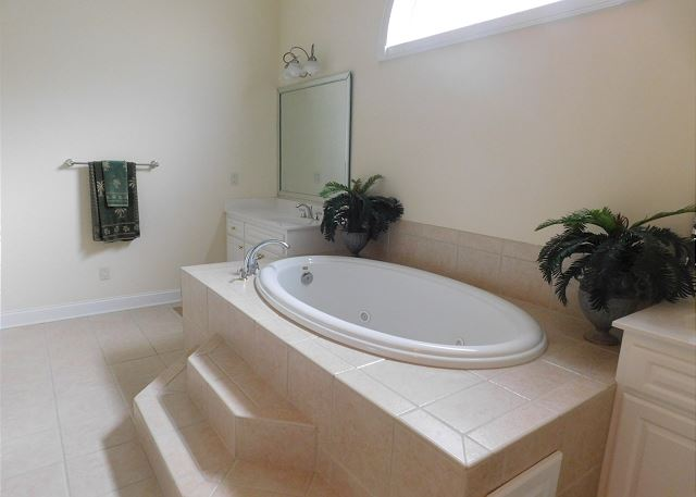 Relax in this Master Bath