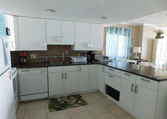 Kitchen in Springs Towers