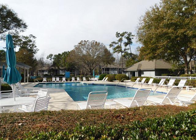 Teal Lake Pool