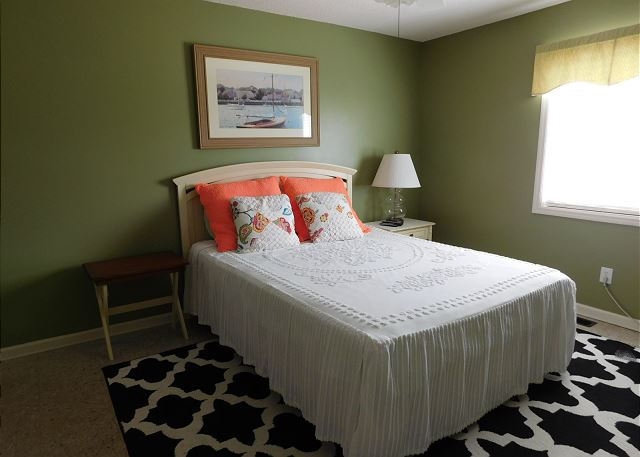 Master Suite on 1st Level