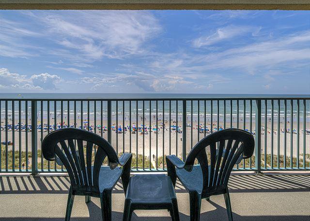 View from Balcony at Verandas