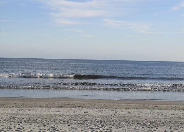 Beach in NMB