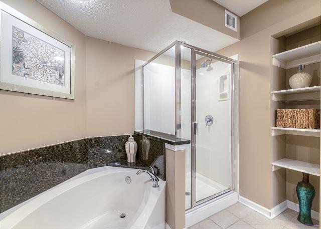 Bathroom 1 Tub/Shower