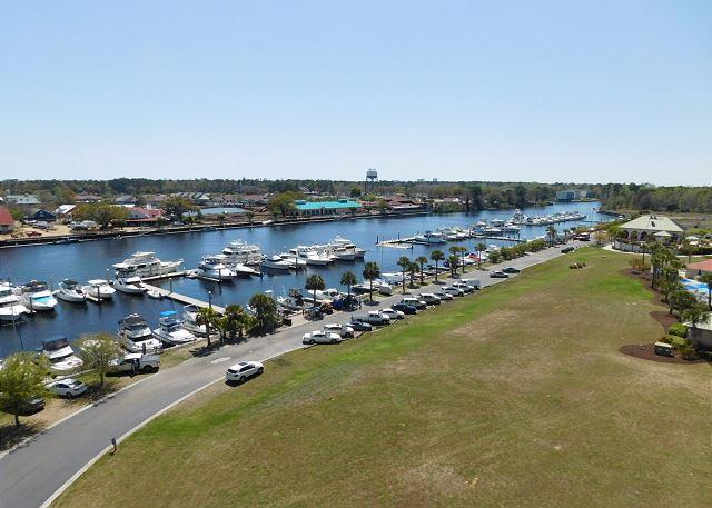 View of Marina & Waterway