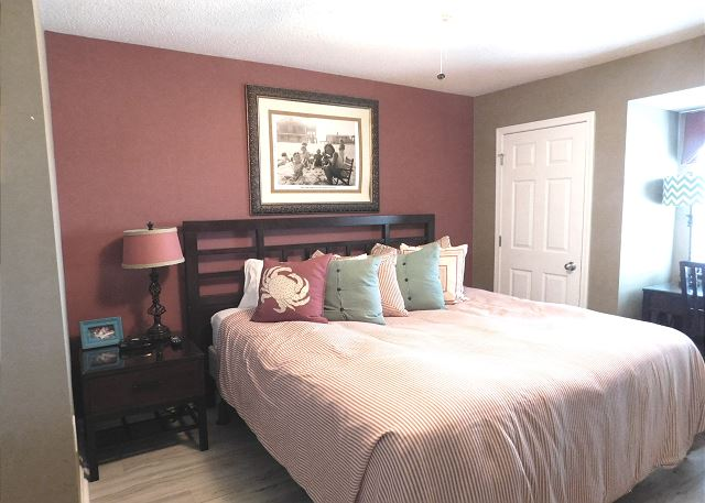 Bedroom #3 King Bed
