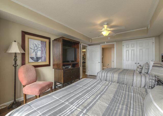 3rd Bedroom TV Area