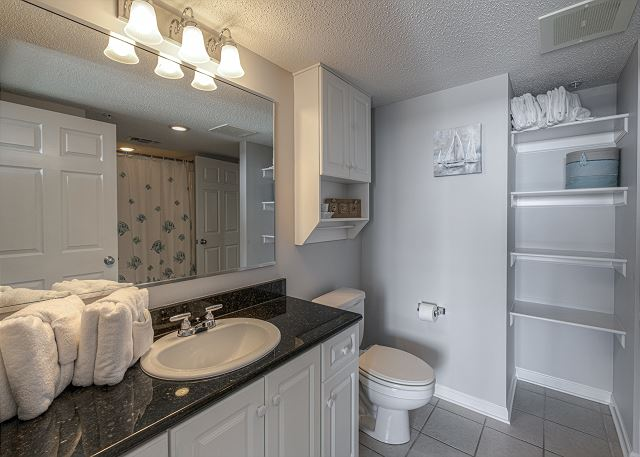 Large Bathroom in Front BR