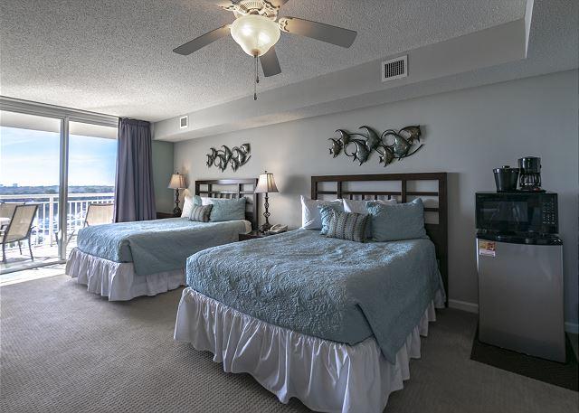 Bedroom #3 Waterfront  2 Queens
