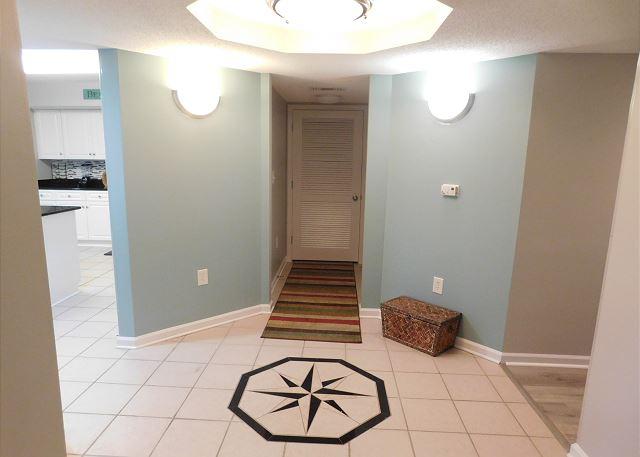 Foyer at YC 2-1005