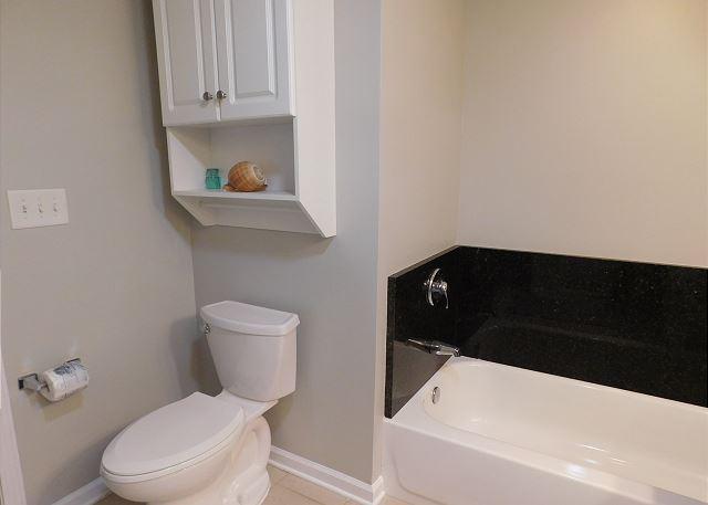 3rd Bathroom Tub/Toilet