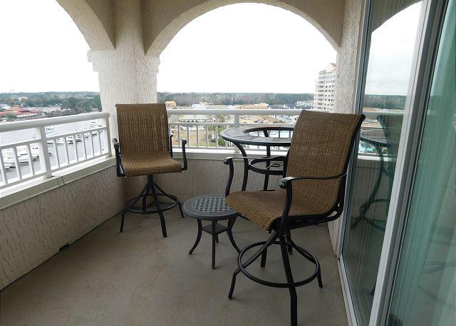 Balcony Area in YC 2-1005