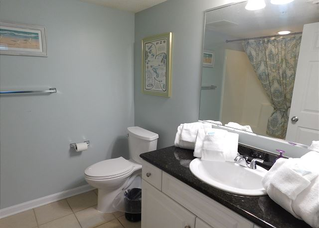 2nd Bathroom in BR