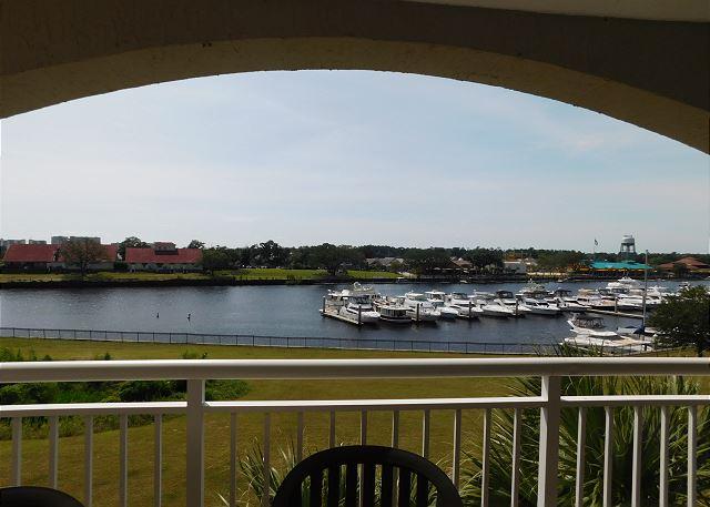 View of Waterway