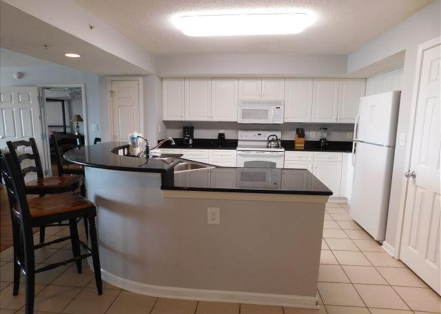 Kitchen in 2-304