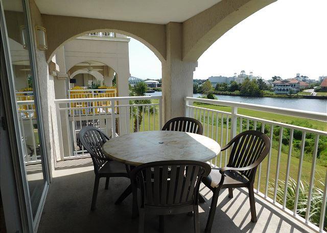 Porch Area in YC 2-304