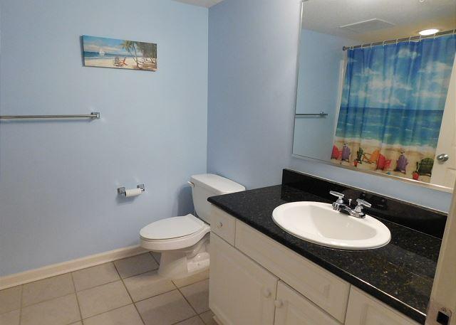 Full Bathroom in BR 1