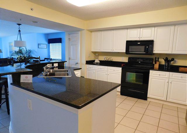 Kitchen Area at YCV 2-605
