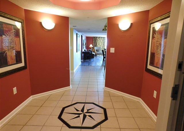 Foyer in YCV 2903