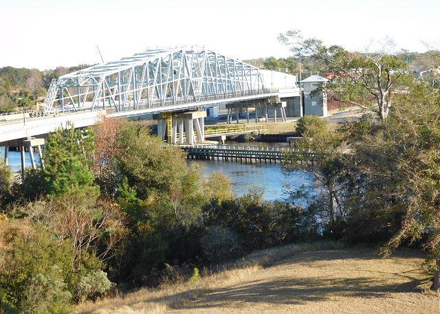 Swing Bridge View