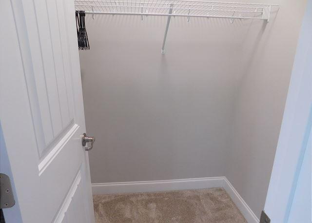 Master Bath Closet