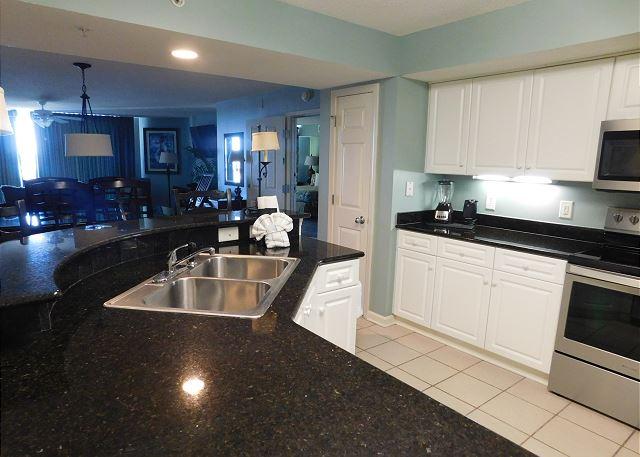 Kitchen in YCV 3-604