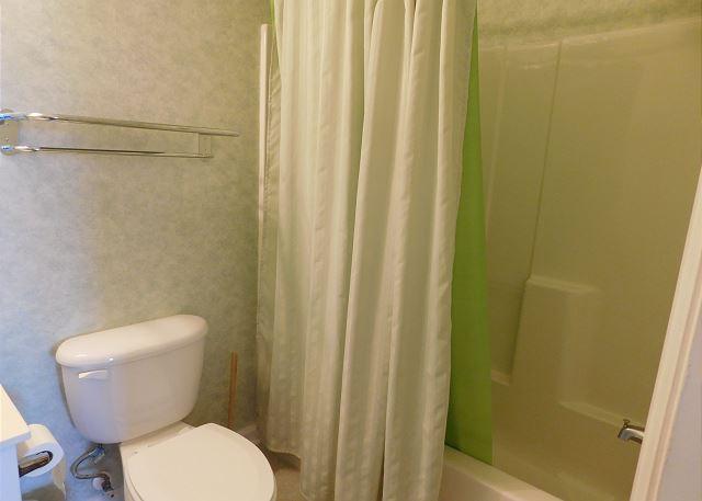 2nd Bathroom Shower