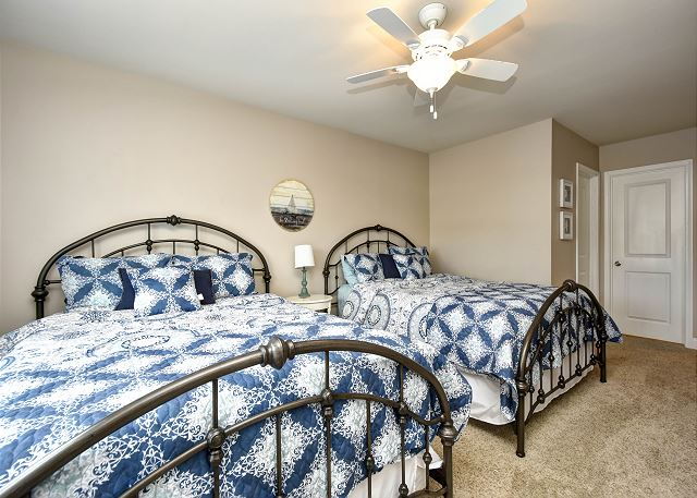 4th BR with Queen Beds
