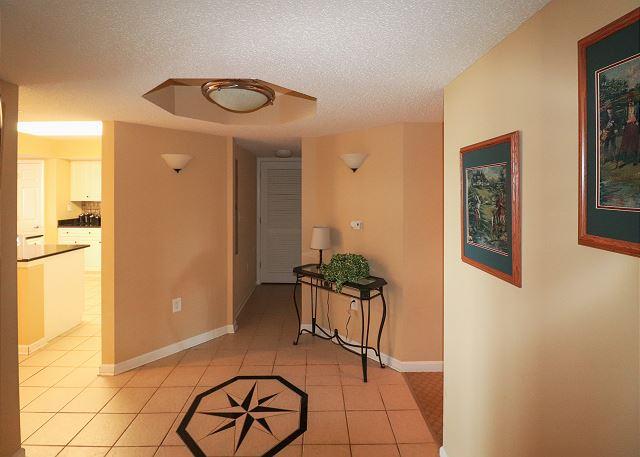 Foyer of YC 1-1005