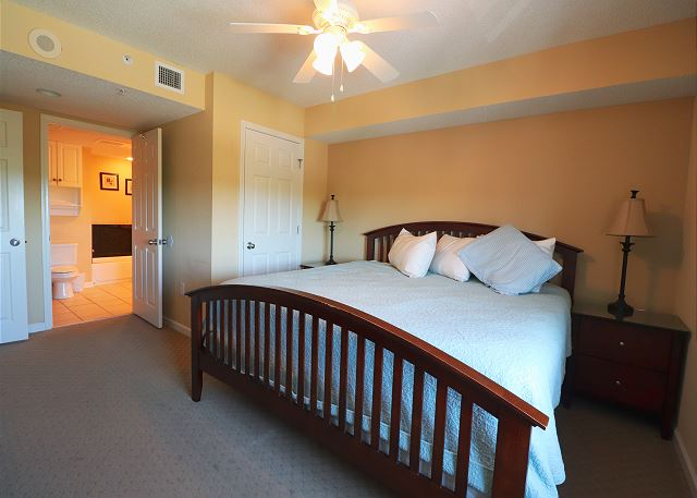 3rd BR with King Bed