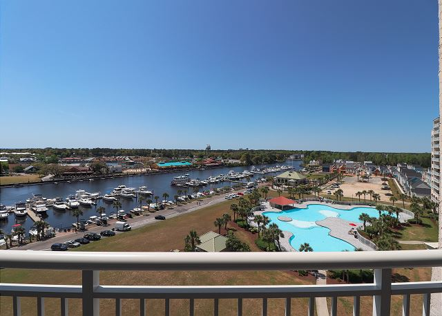 View from Balcony Area