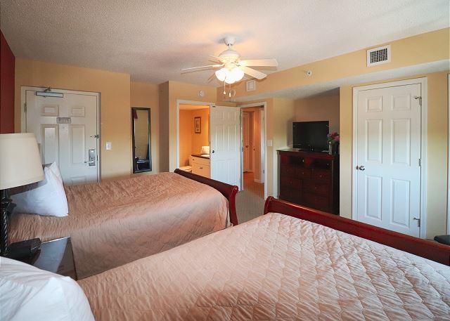 2nd Bedroom TV Area
