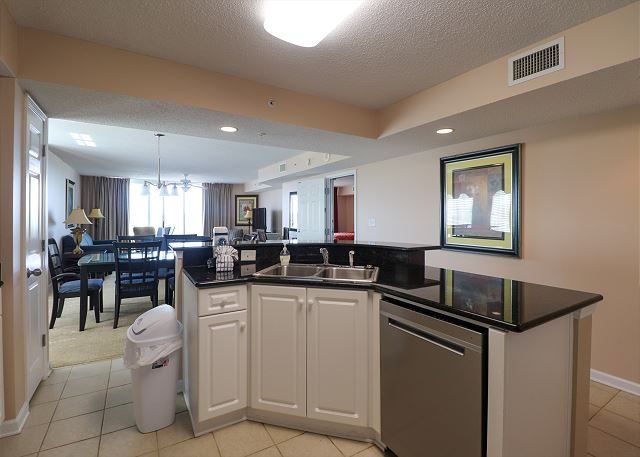 Kitchen in YCV 1-701