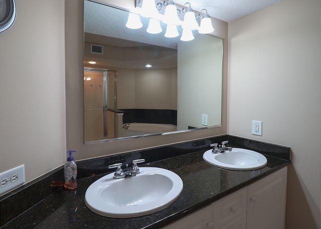 Front Bathroom Vanity