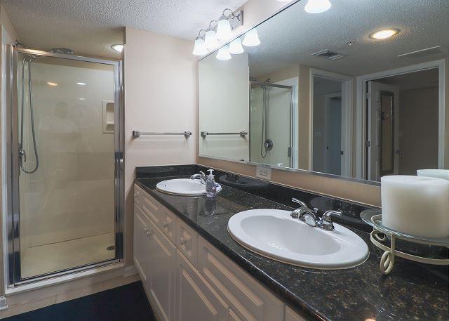 2nd Bathroom Vanity & Shower