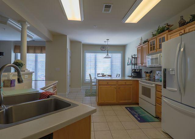 Kitchen at Edgewater