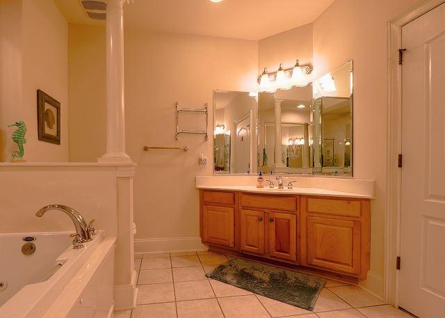 Vanity in Primary Bathroom
