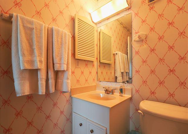 Primary Bathroom Vanity