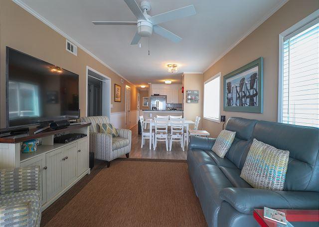 Living Room TV Area