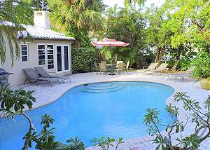 Casa Victoria on the Water 2/2 for 6 HEATED POOL