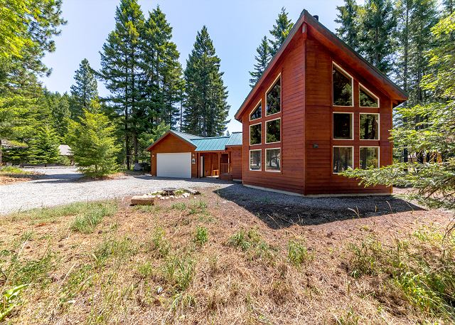 Beautiful, wooded half acre lot in Evergreen Valley residential community