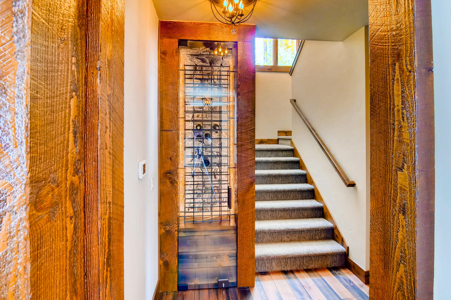 100 30 Cozy Fall Staircase D Christmas In The Kitchen Warm And Cozy Christmas Home Tour The