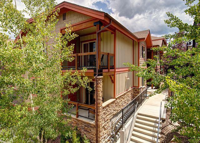 Bear Hollow Lodges Condos
