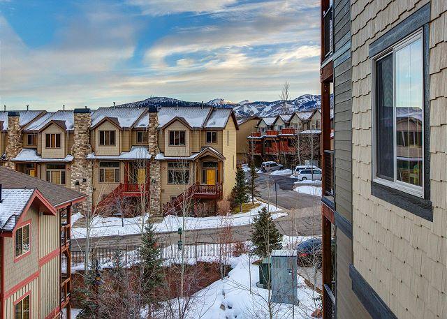 Bear Hollow Ridge - Park City, Utah