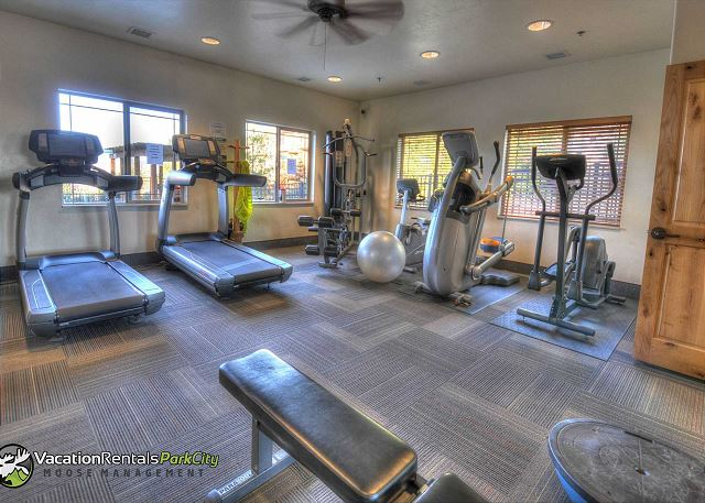 Bear Hollow Village Clubhouse Fitness Room